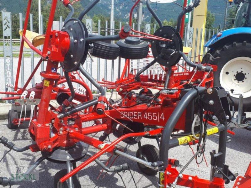 Kreiselheuer типа SIP Spider 455/4 HS, Gebrauchtmaschine в Pfaffenhofen/Telfs (Фотография 1)