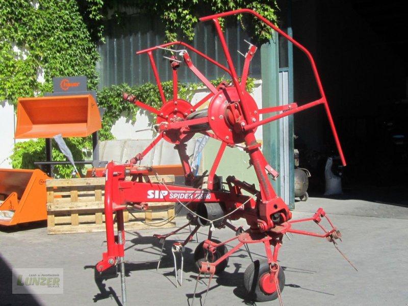 Kreiselheuer des Typs SIP Spider 455 Pro, Gebrauchtmaschine in Kaumberg (Bild 1)