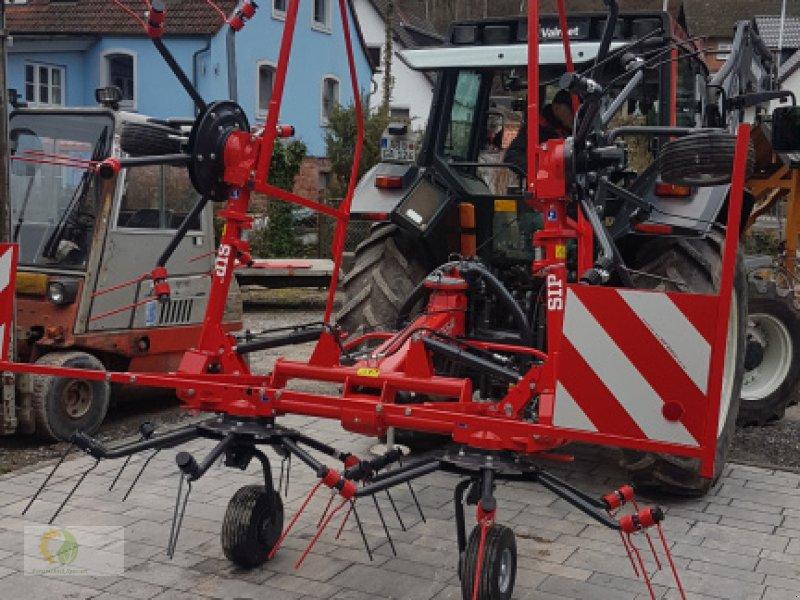 Kreiselheuer типа SIP Spider 555/4, Neumaschine в Heimbuchenthal (Фотография 1)