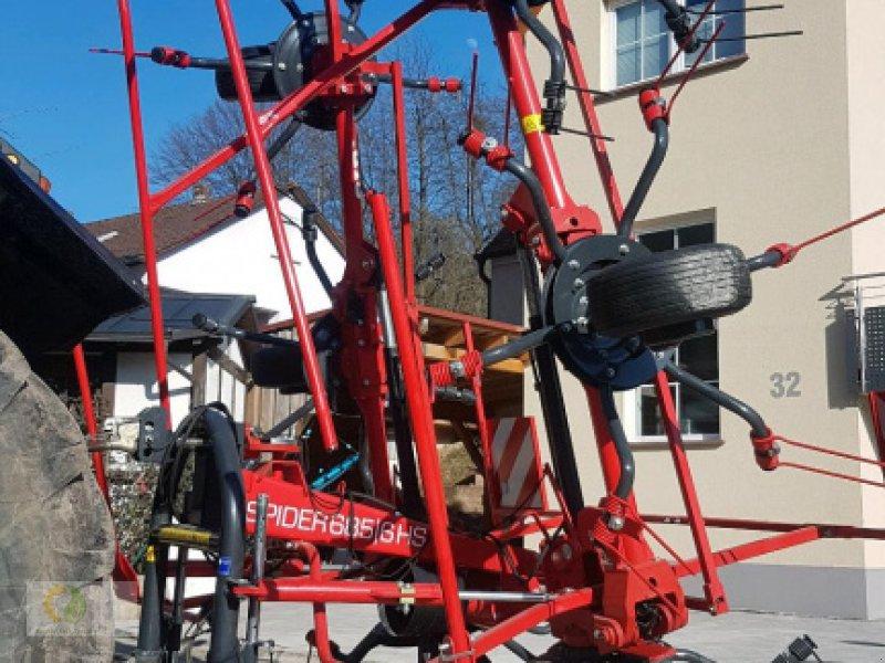 SIP Spider 685/6 mit hydr.Radschaltung  >>Top Angebot<< szénaforgató gép