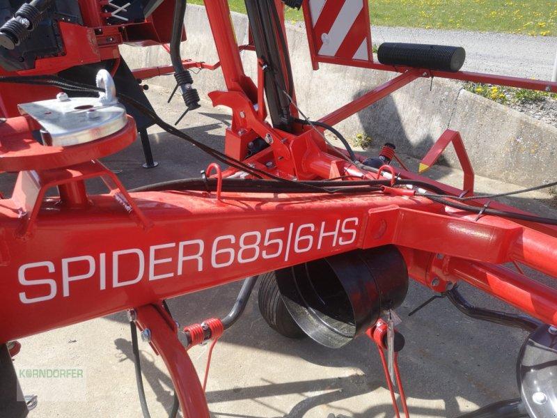 Kreiselheuer des Typs SIP Spider 685 HS, Neumaschine in Rehau (Bild 1)
