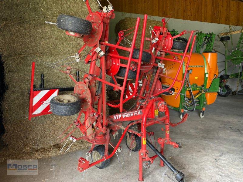 Kreiselheuer des Typs SIP Spider 815 Pro, Gebrauchtmaschine in Massing (Bild 1)