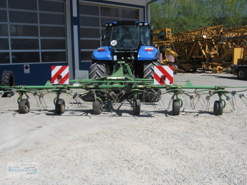 Kreiselheuer des Typs Stoll Z 665 Hydro, Gebrauchtmaschine in Söchtenau (Bild 1)
