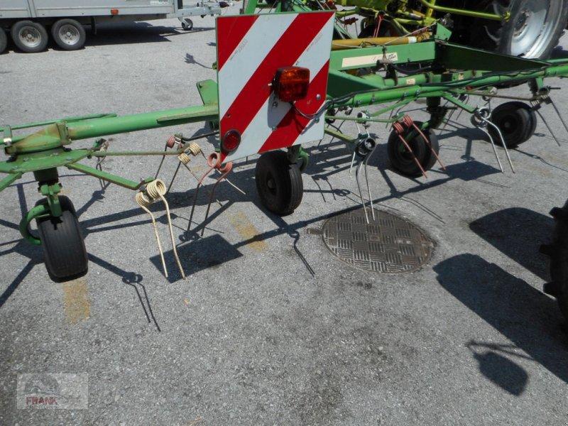 Kreiselheuer des Typs Stoll Z555 Hydro, Gebrauchtmaschine in Bad Vigaun (Bild 1)