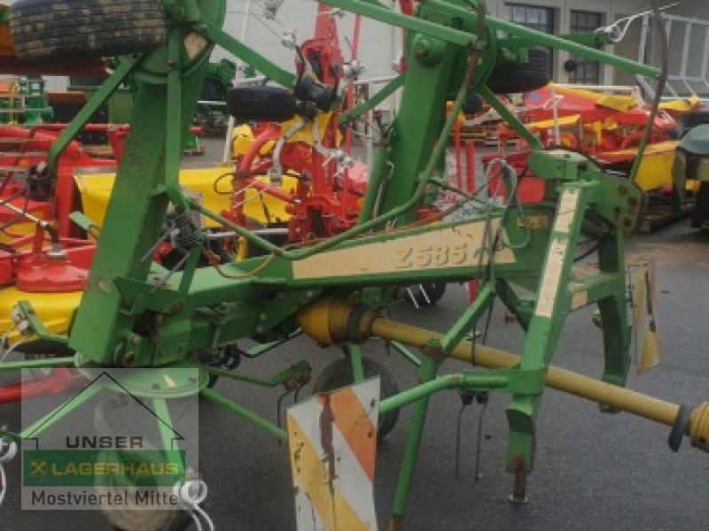 Kreiselheuer des Typs Stoll Z585, Gebrauchtmaschine in Bergland (Bild 1)