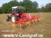 Kreiselheuer des Typs Unia Spajder, Neumaschine in Ostheim/Rhön
