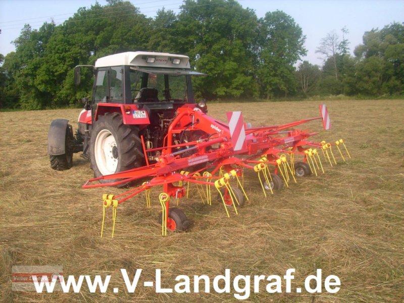 Kreiselheuer типа Unia Spajder, Neumaschine в Ostheim/Rhön (Фотография 1)