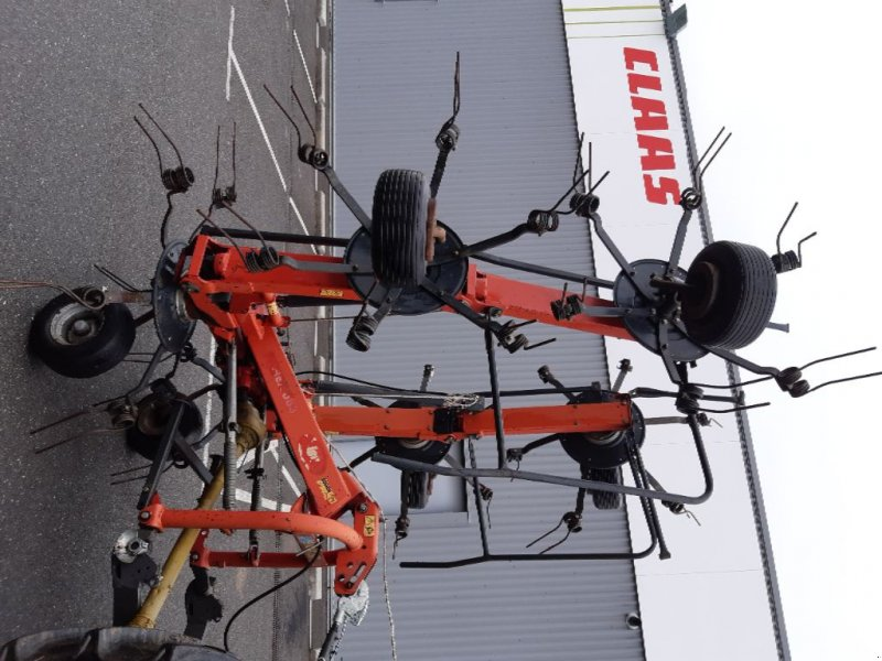 Kreiselheuer des Typs Vicon Fanex 683, Gebrauchtmaschine in LA ROCHE SUR FORON (Bild 1)