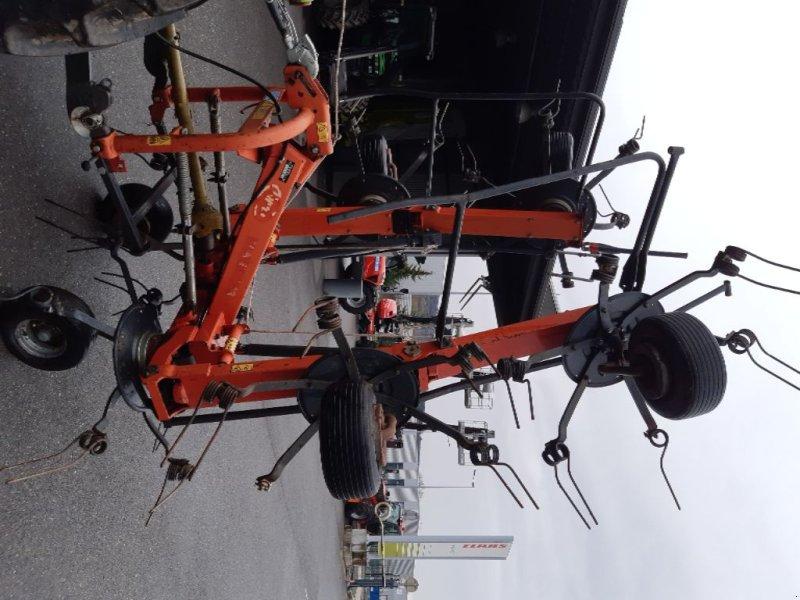 Kreiselheuer des Typs Vicon Fanex 683, Gebrauchtmaschine in LA ROCHE SUR FORON (Bild 4)