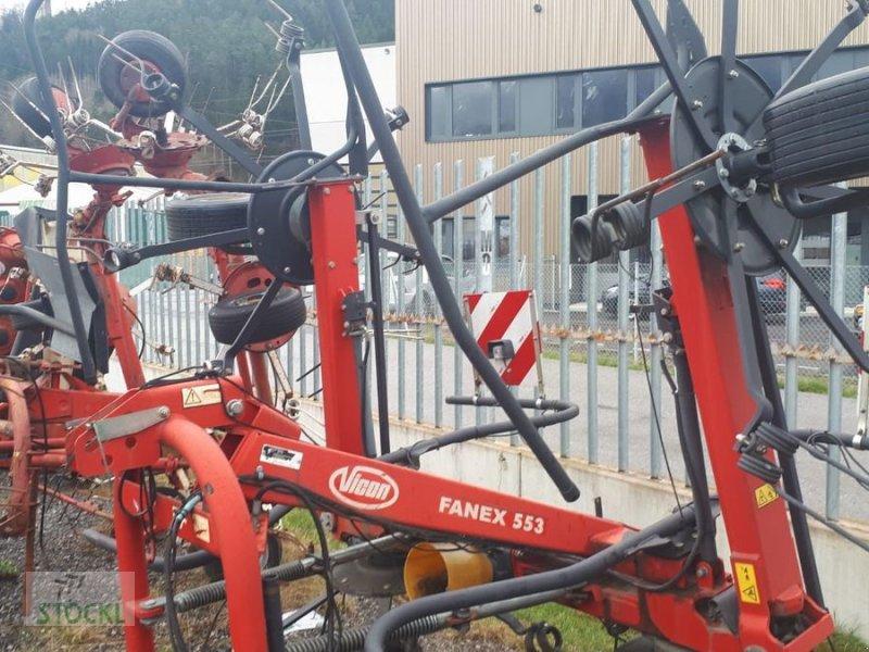 Kreiselheuer des Typs Vicon Farnex 533, Gebrauchtmaschine in Pfaffenhofen/Telfs (Bild 1)