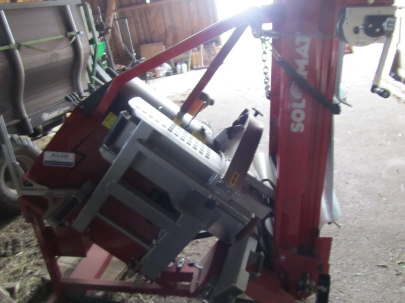 Kreissäge & Wippsäge des Typs AMR Solomat SIT 700, Gebrauchtmaschine in Haselbach (Bild 2)