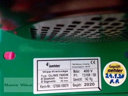 Kreissäge & Wippsäge типа Oehler OL WS 700 D, Neumaschine в Schwabmünchen (Фотография 7)