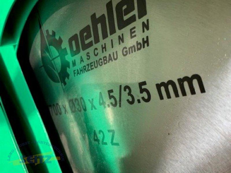 Kreissäge & Wippsäge типа Oehler OL WS 700 EN, Neumaschine в Lindenfels-Glattbach (Фотография 6)