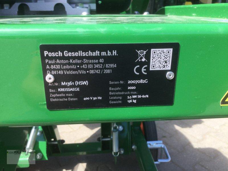 Kreissäge & Wippsäge типа Posch M1361HSW, WE5,5-700+s+WIDIA, Neumaschine в Erding (Фотография 9)