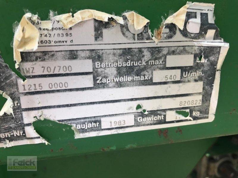 Kreissäge & Wippsäge типа Posch PWZ 70/700, Gebrauchtmaschine в Reinheim (Фотография 7)