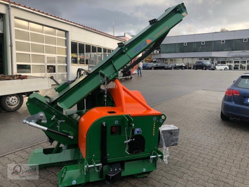 Kreissäge & Wippsäge des Typs Posch Wippcut, Neumaschine in Regen (Bild 2)