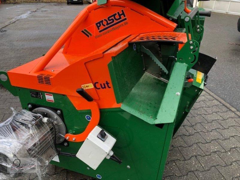 Kreissäge & Wippsäge des Typs Posch Wippcut, Neumaschine in Regen (Bild 1)