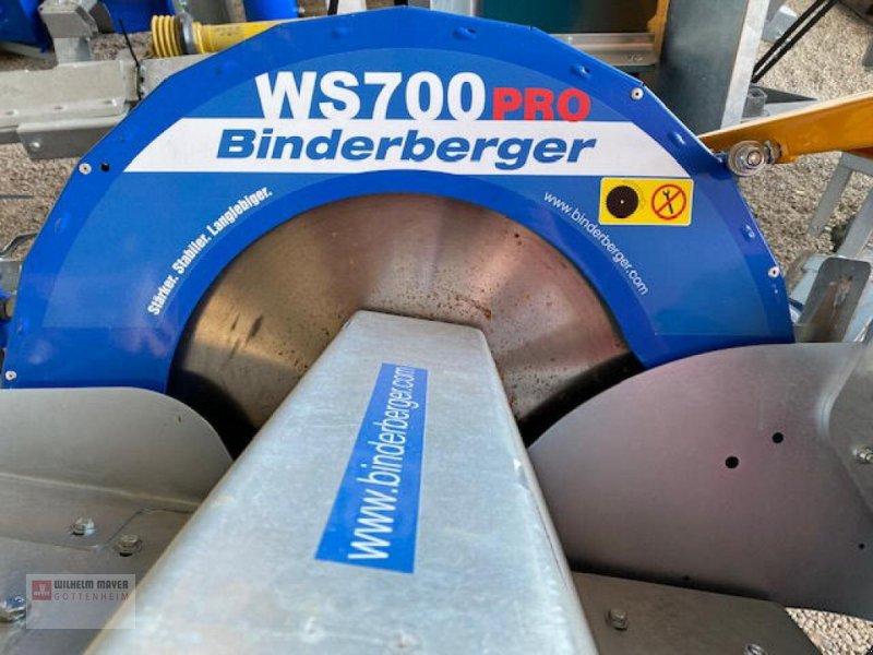 Kreissäge & Wippsäge des Typs Sonstige BINDERBERGER WS 700 PRO Z FB, Neumaschine in Gottenheim (Bild 2)