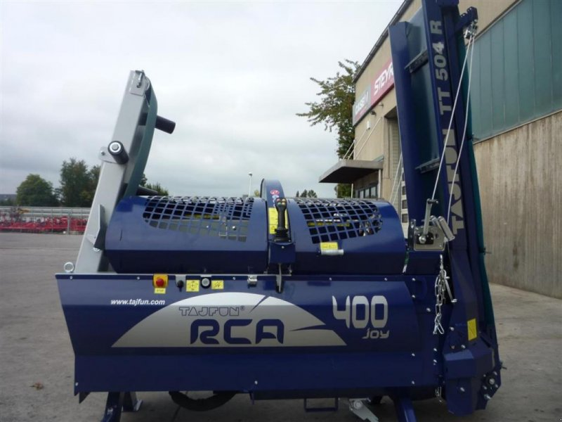 Kreissäge & Wippsäge des Typs Tajfun RCA 400 Joy TG, Neumaschine in Ampfing (Bild 1)