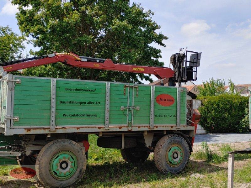Kurzholzanhänger typu Sonstige Anhängerzug, Gebrauchtmaschine w Westheim (Zdjęcie 2)