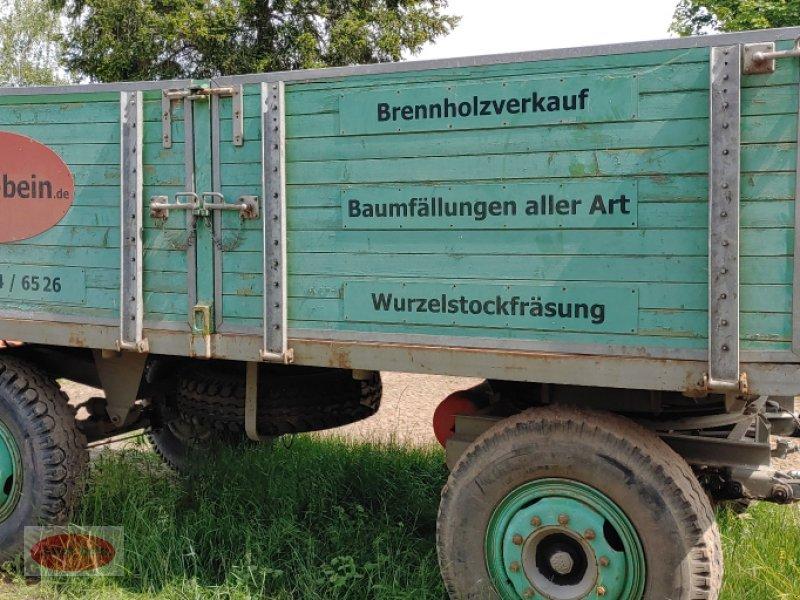 Kurzholzanhänger typu Sonstige Anhängerzug, Gebrauchtmaschine w Westheim (Zdjęcie 3)