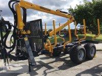 Uniforst Economy II Rückewagen Príves pre krátke drevo