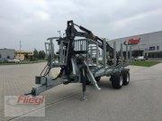 Fliegl HRW 11 + FK 6500 Kurzholzzüge
