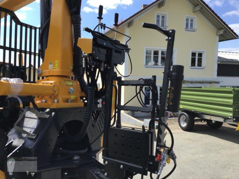 Kurzholzzüge des Typs Uniforst 1248. 8573 Rückewagen, Neumaschine in Fürsteneck (Bild 4)