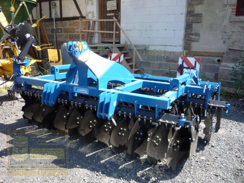Kurzscheibenegge des Typs Agripol Scheibenegge Titanum 300, Neumaschine in Pfarrweisach (Bild 6)