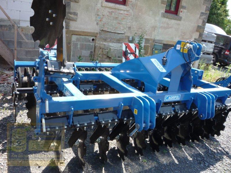 Kurzscheibenegge des Typs Agripol Scheibenegge Titanum 300, Neumaschine in Pfarrweisach (Bild 7)