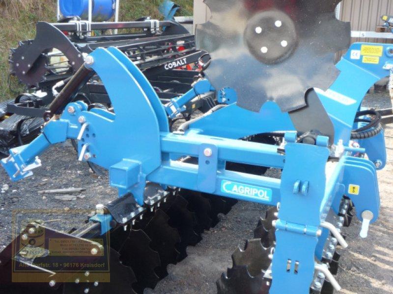 Kurzscheibenegge des Typs Agripol Scheibenegge Titanum 300, Neumaschine in Pfarrweisach (Bild 3)