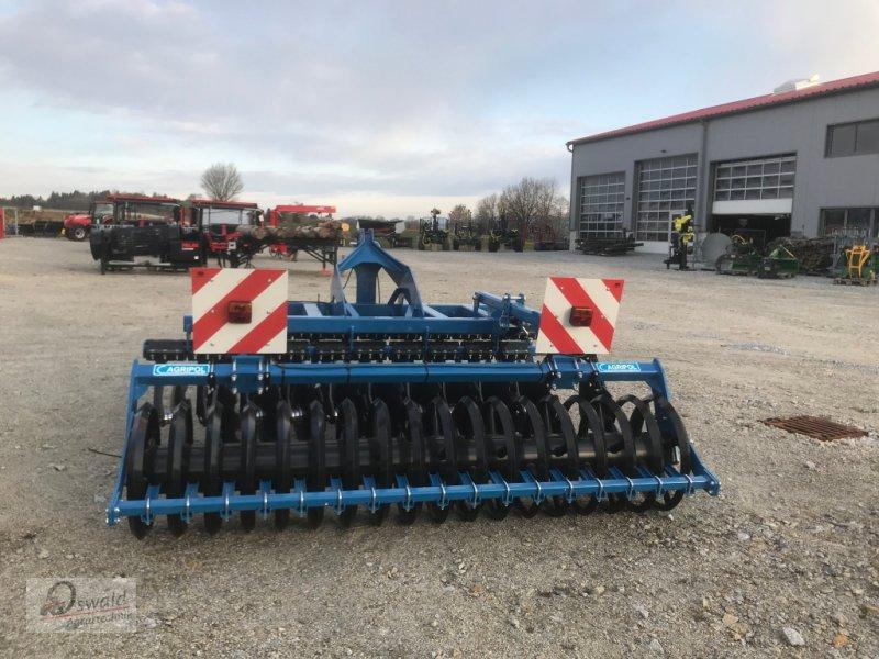 Kurzscheibenegge des Typs Agripol Titanum 250T, Neumaschine in Iggensbach (Bild 2)