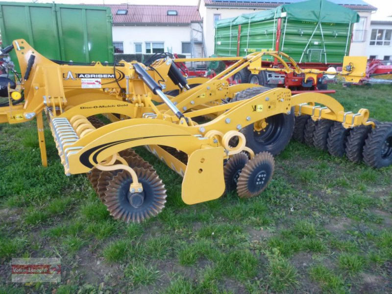 Photo Agrisem Disc-O-Mulch Gold 4,5 m