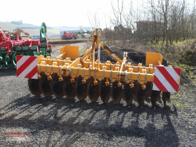 Kurzscheibenegge des Typs Agrisem Disc-O-Mulch Gold, Vorführmaschine in Ostheim/Rhön (Bild 1)
