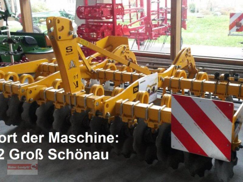 Kurzscheibenegge of the type Agrisem Disc-O-Mulch Silver, Vorführmaschine in Ostheim/Rhön (Picture 1)