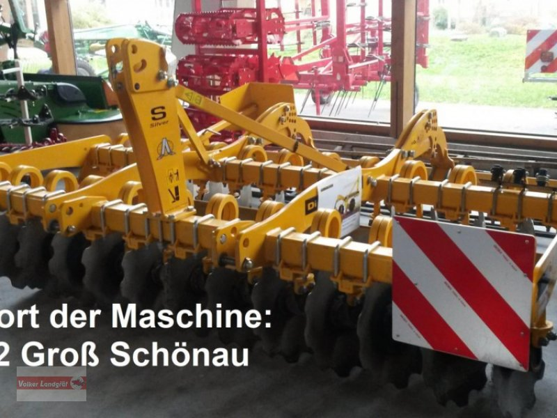 Kurzscheibenegge tipa Agrisem Disc-O-Mulch Silver, Vorführmaschine u Ostheim/Rhön (Slika 1)