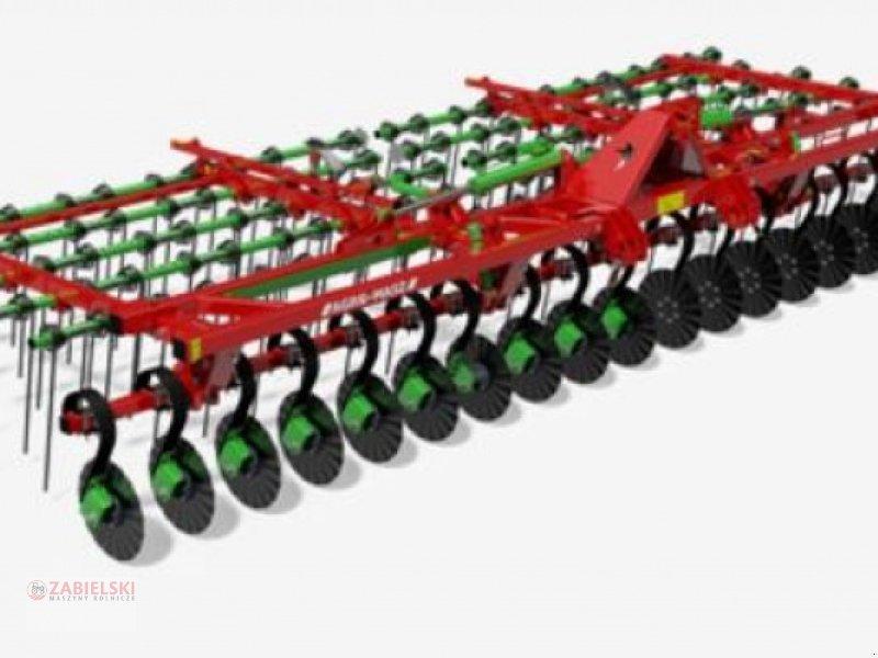 Kurzscheibenegge typu Agro-Masz Brona Mulczowa BM75 7,5 m/ Grada para mantillo con 5 filas de rastras BM75 7,5 m`, Neumaschine w Jedwabne (Zdjęcie 1)