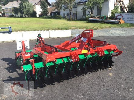 Kurzscheibenegge des Typs Agro-Masz BT 30 3m Arbeitsbreite Beleuchtung, Neumaschine in Tiefenbach (Bild 2)