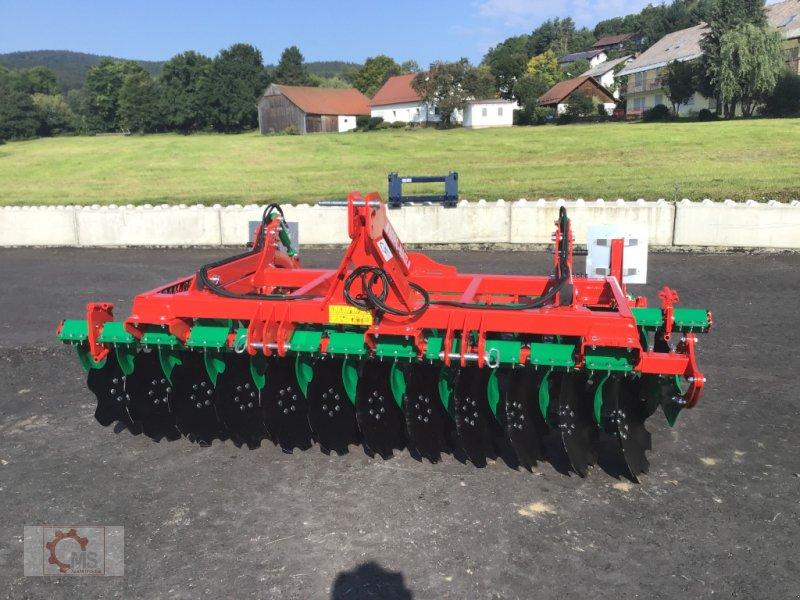 Kurzscheibenegge des Typs Agro-Masz BT 30 3m Arbeitsbreite Beleuchtung, Neumaschine in Tiefenbach (Bild 4)