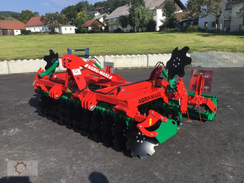 Kurzscheibenegge des Typs Agro-Masz BT 30 3m Arbeitsbreite Beleuchtung, Neumaschine in Tiefenbach (Bild 9)