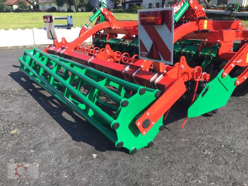 Kurzscheibenegge des Typs Agro-Masz BT 30 3m Arbeitsbreite Beleuchtung, Neumaschine in Tiefenbach (Bild 16)