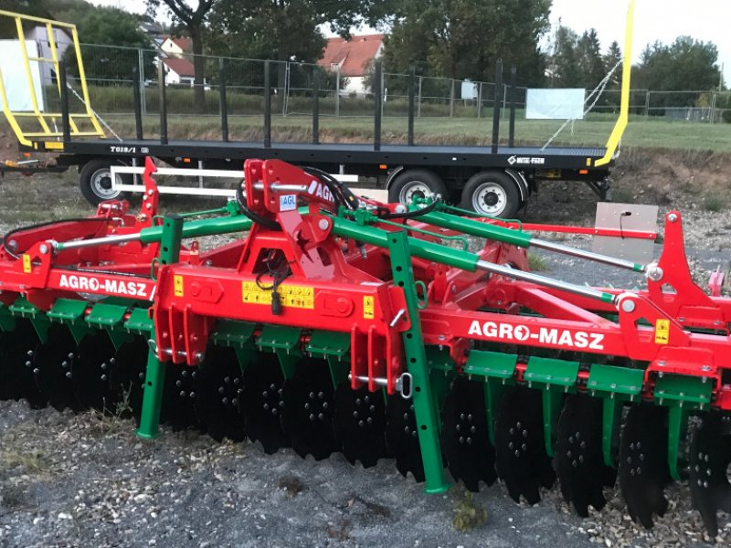 Kurzscheibenegge типа Agro-Masz BT - BTH - TROL, Neumaschine в Heustreu (Фотография 1)