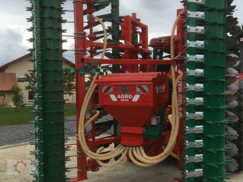 Kurzscheibenegge des Typs Agro-Masz BT50 H, Neumaschine in Tiefenbach (Bild 5)