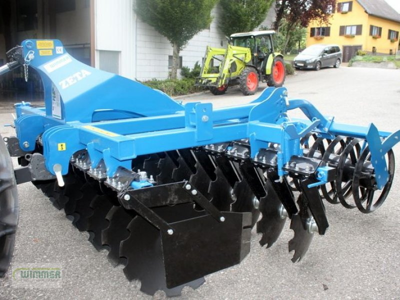 Kurzscheibenegge des Typs Agro Profi Line Kurzscheibenegge ZETA, Gebrauchtmaschine in Kematen (Bild 1)