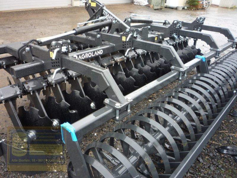 Kurzscheibenegge des Typs Agroland Scheibenegge Modell: Titanum 400, Neumaschine in Pfarrweisach (Bild 2)