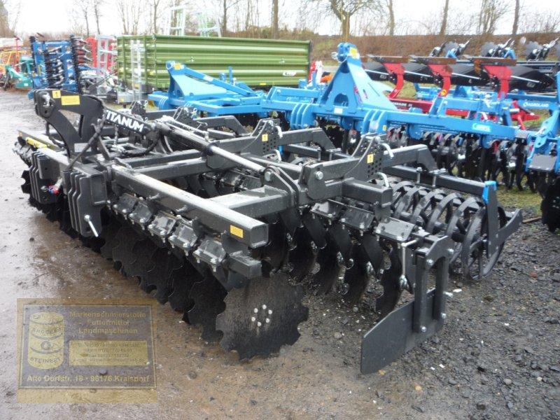 Kurzscheibenegge des Typs Agroland Scheibenegge Modell: Titanum 400, Neumaschine in Pfarrweisach (Bild 3)