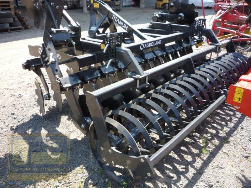 Kurzscheibenegge des Typs Agroland Scheibenegge Titanum 300, Neumaschine in Pfarrweisach (Bild 2)