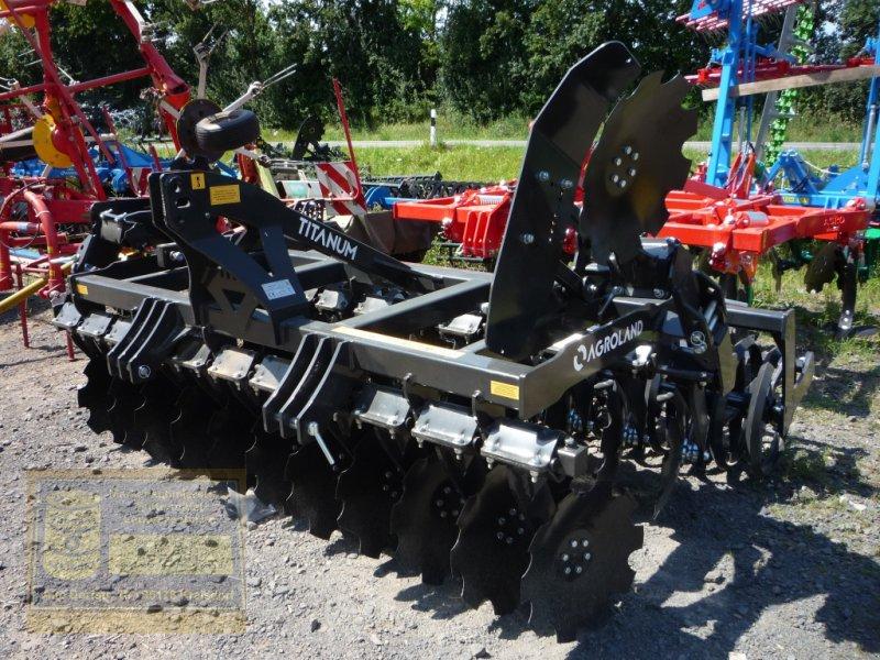 Kurzscheibenegge des Typs Agroland Scheibenegge Titanum 300, Neumaschine in Pfarrweisach (Bild 3)