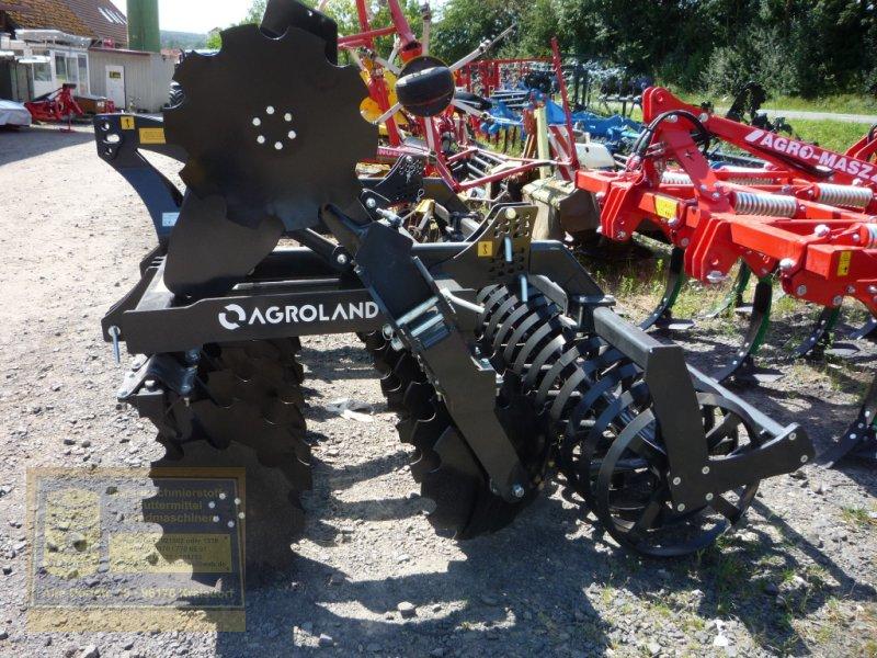Kurzscheibenegge des Typs Agroland Scheibenegge Titanum 300, Neumaschine in Pfarrweisach (Bild 4)