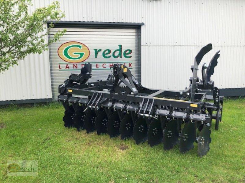 Kurzscheibenegge des Typs Agroland Titanum 300, Neumaschine in Bad Emstal (Bild 1)